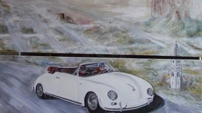 Porsche Materia=Vuoto