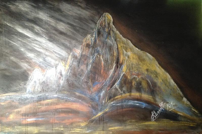 Dolomite's Soul- Night