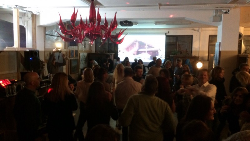""".21 febbraio 2015 – """"Evento. We are not Mad"""" all'Atelier Cortina Style"""