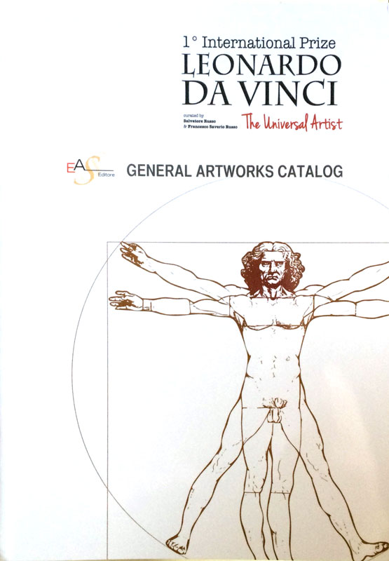 1° International prize Leonardo Da Vinci 2015
