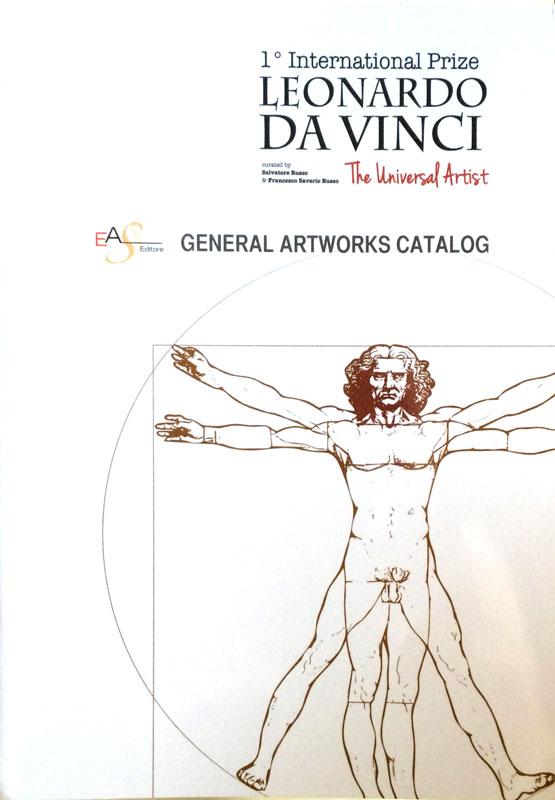 1° International prize Leonardo Da Vinci 2015